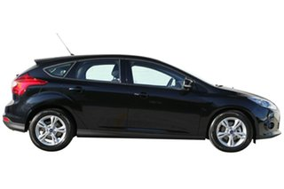 2014 Ford Focus LW MKII MY14 Trend Panther Black 5 Speed Manual Hatchback