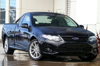 2014 Ford Falcon FG MkII XR6 Ute Super Cab Silhouette 6 Speed Sports Automatic Utility.