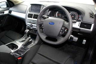 2014 Ford Falcon FG MkII XR6 Ute Super Cab Silhouette 6 Speed Sports Automatic Utility