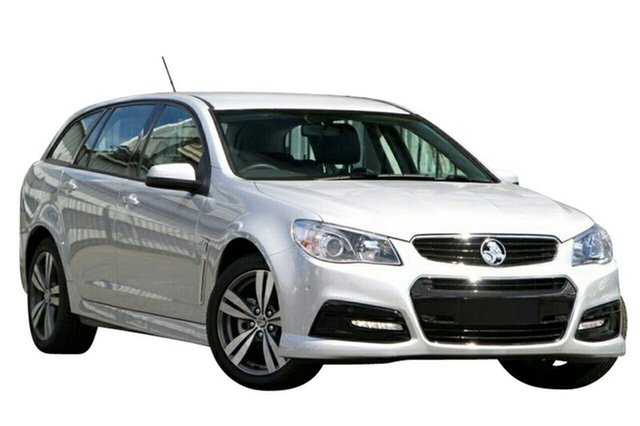 Demo Holden Commodore VF MY14 SV6 Sportwagon, 2014 Holden Commodore VF MY14 SV6 Sportwagon Nitrate 6 Speed Sports Automatic Wagon