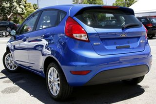 2014 Ford Fiesta WZ MY15 Trend PwrShift Winning Blue 6 Speed Sports Automatic Dual Clutch Hatchback