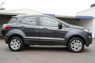 2014 Ford Ecosport BK Titanium PwrShift Sea Grey 6 Speed Sports Automatic Dual Clutch Wagon
