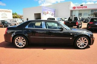 2006 Chrysler 300C MY2006 SRT-8 Black 5 Speed Sports Automatic Sedan
