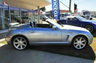 2004 Chrysler Crossfire ZH MY2004 Blue 5 Speed Sports Automatic Coupe