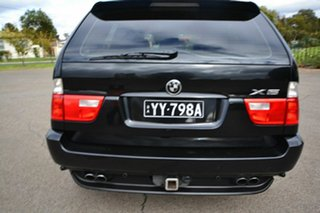 2004 BMW X5 E53 Black 5 Speed Automatic Wagon