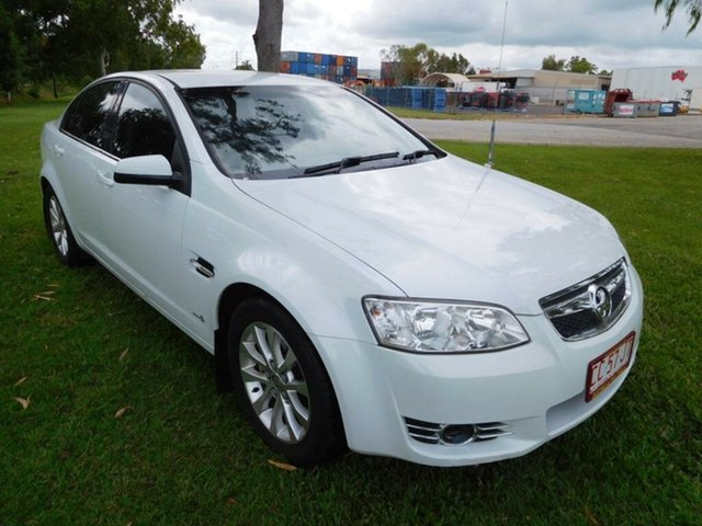 Used Holden Berlina VE II MY12.5 , 2012 Holden Berlina VE II MY12.5 White 6 Speed Sports Automatic Sedan