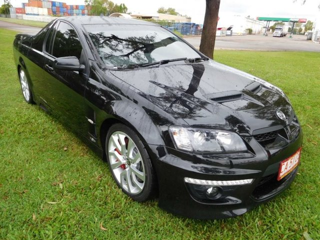 Used Holden Special Vehicles Maloo E Series 3 MY12.5 R8, 2012 Holden Special Vehicles Maloo E Series 3 MY12.5 R8 Black 6 Speed Manual Utility