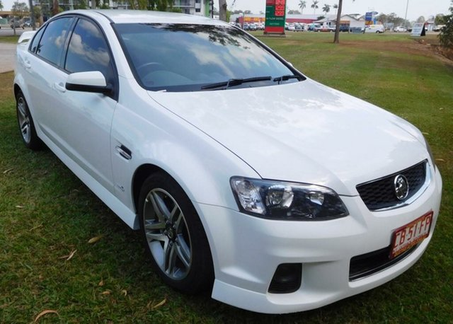 Used Holden Commodore VE II MY12.5 SV6, 2012 Holden Commodore VE II MY12.5 SV6 White 6 Speed Sports Automatic Sedan