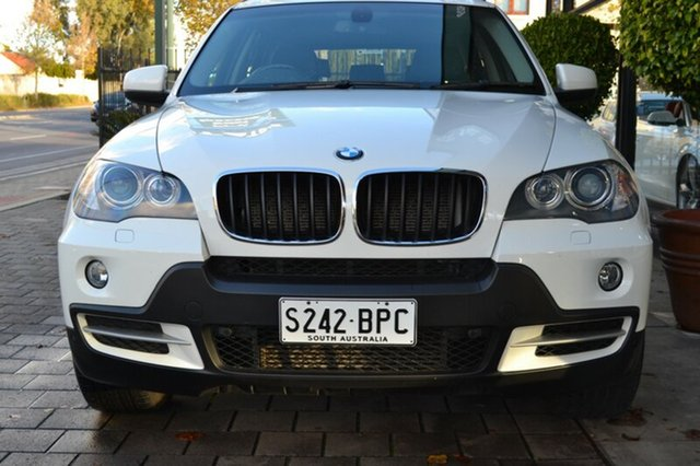 Used BMW X5 E70 MY10 xDrive30d Steptronic, 2010 BMW X5 E70 MY10 xDrive30d Steptronic White 6 Speed Sports Automatic Wagon