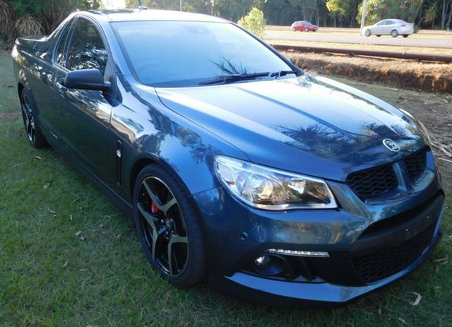 Used Holden Special Vehicles Maloo GEN-F MY14 R8, 2014 Holden Special Vehicles Maloo GEN-F MY14 R8 Grey 6 Speed Manual Utility