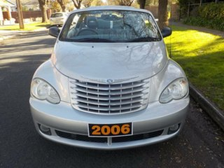 2006 Chrysler PT Cruiser PG MY2006 Touring Silver 4 Speed Sports Automatic Convertible