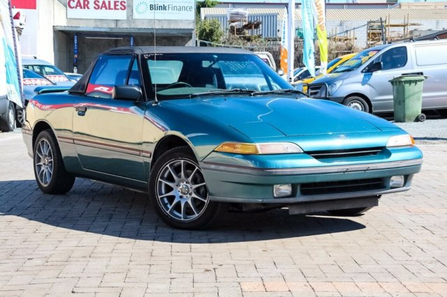 Used Ford Capri SA II , 1991 Ford Capri SA II Green 5 Speed Manual Convertible