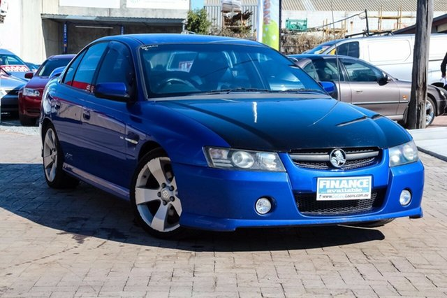 Used Holden Commodore VZ SS Z, 2005 Holden Commodore VZ SS Z Blue 4 Speed Automatic Sedan