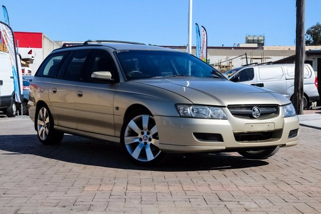 Used Holden Commodore VZ@VE Executive, 2007 Holden Commodore VZ@VE Executive Gold 4 Speed Automatic Wagon