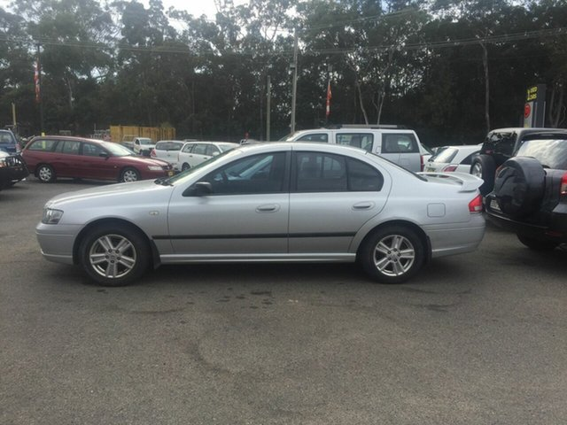 Used Ford Falcon S , 2005 Ford Falcon S Silver 4 Speed Auto Active Select Sedan