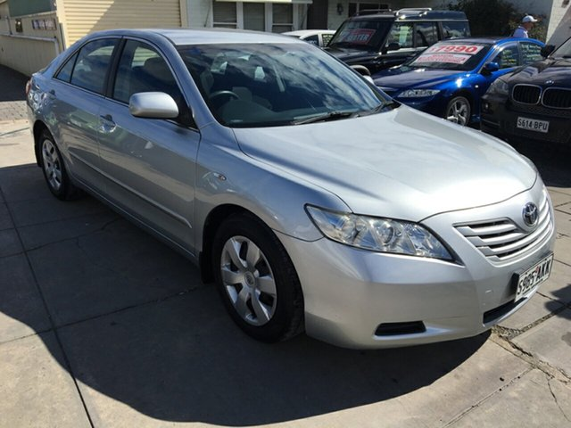 Used Toyota Camry ACV40R Altise, 2007 Toyota Camry ACV40R Altise Silver Ash 5 Speed Automatic Sedan