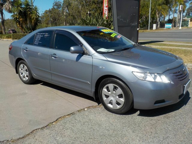 Used Toyota Camry ACV40R 07 Upgrade Altise, 2008 Toyota Camry ACV40R 07 Upgrade Altise Silver 5 Speed Automatic Sedan