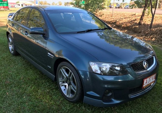Used Holden Commodore VE II MY12.5 SV6, 2012 Holden Commodore VE II MY12.5 SV6 Grey 6 Speed Manual Sedan