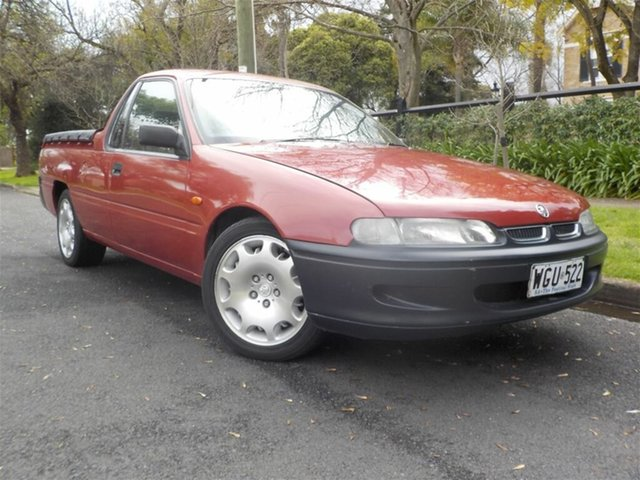 Used Holden Commodore VS II , 1997 Holden Commodore VS II Red 4 Speed Automatic Utility