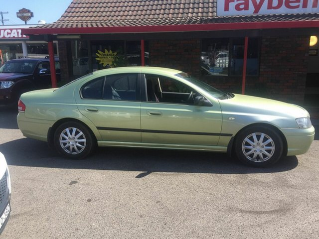 Used Ford Falcon XT , 2004 Ford Falcon XT Green 4 Speed Auto Active Select Sedan