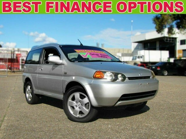Used Honda HR-V  Sport 4WD, 1999 Honda HR-V Sport 4WD Silver 1 Speed Constant Variable Wagon