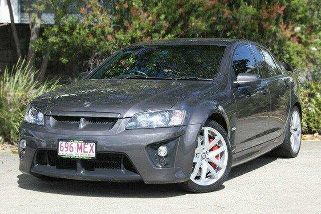 Used Holden Special Vehicles Clubsport E Series MY09 R8, 2008 Holden Special Vehicles Clubsport E Series MY09 R8 Grey 6 Speed Sports Automatic Sedan