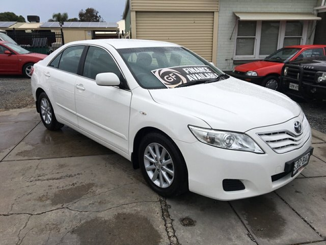 Used Toyota Camry ACV40R MY10 Altise, 2010 Toyota Camry ACV40R MY10 Altise Diamond White 5 Speed Automatic Sedan