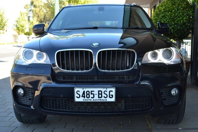 Used BMW X5 E70 MY1112 xDrive30d Steptronic, 2013 BMW X5 E70 MY1112 xDrive30d Steptronic Black Metallic 8 Speed Sports Automatic Wagon