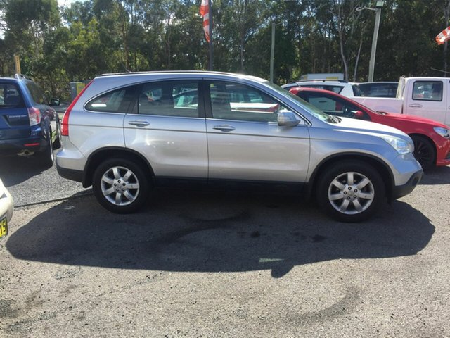 Used Honda CR-V  , 2007 Honda CR-V LUXARY Silver 5 Speed Automatic Wagon