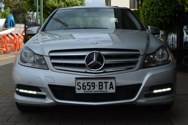 Used Mercedes-Benz C250 W204 MY13 Avantgarde 7G-Tronic +, 2013 Mercedes-Benz C250 W204 MY13 Avantgarde 7G-Tronic + Silver Metallic 7 Speed Sports Automatic