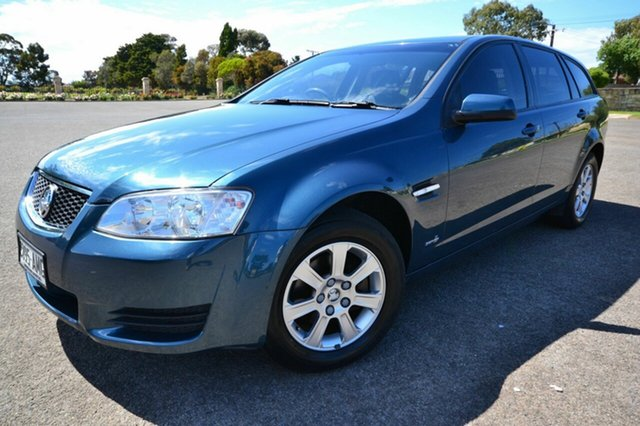 Used Holden Commodore  Omega, 2011 Holden Commodore VE SERIESII Omega Blue 6 Speed Automatic Wagon