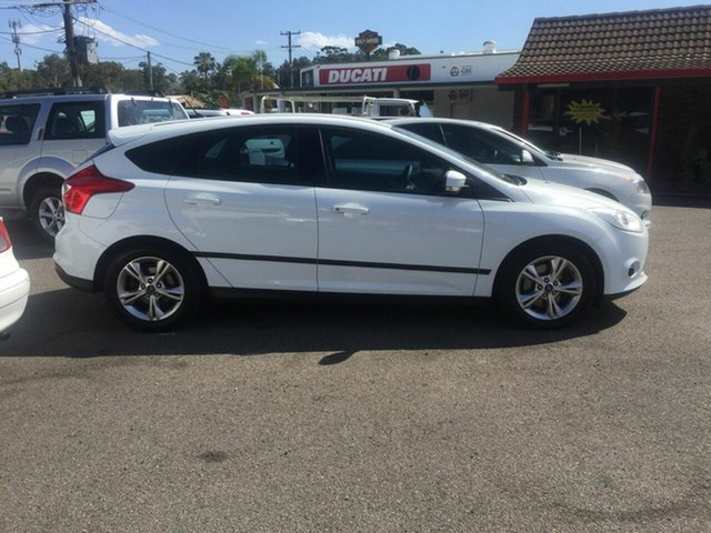 Used Ford Focus  , 2011 Ford Focus TREND White 6 Speed PowerShift Hatchback