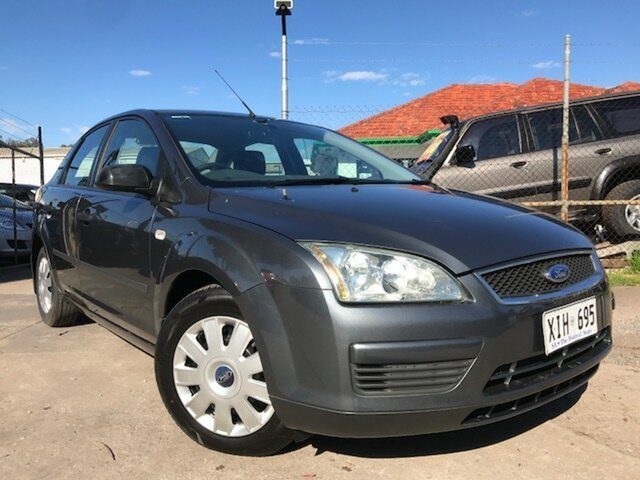 Used Ford Focus LR MY2003 CL, 2005 Ford Focus LR MY2003 CL Grey 4 Speed Automatic Sedan