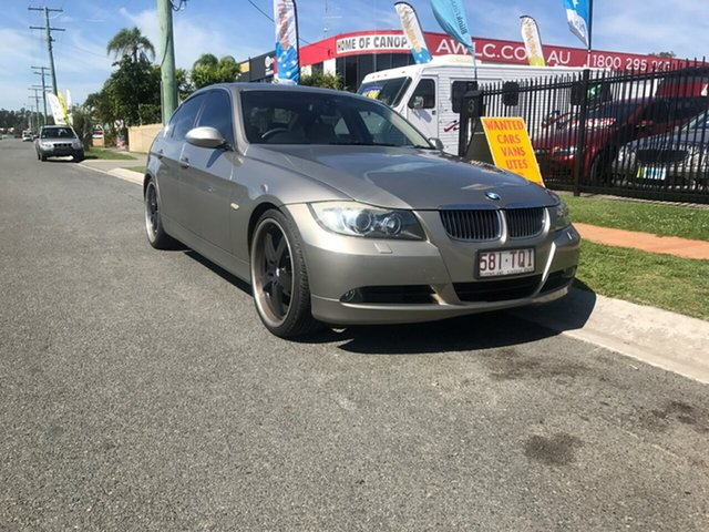 Used BMW 325I E90 MY09 Steptronic, 2008 BMW 325I E90 MY09 Steptronic Gold 6 Speed Sports Automatic Sedan
