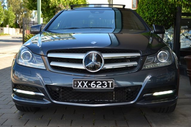 Used Mercedes-Benz C350 C204 BlueEFFICIENCY 7G-Tronic +, 2012 Mercedes-Benz C350 C204 BlueEFFICIENCY 7G-Tronic + Dark Graphite Metallic 7 Speed
