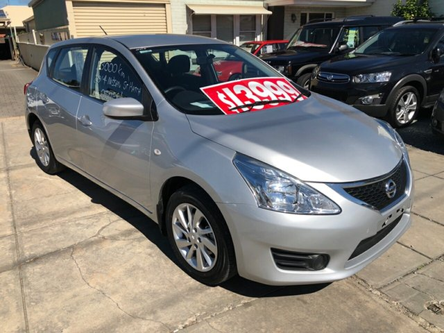 Used Nissan Pulsar C12 ST, 2014 Nissan Pulsar C12 ST Continuous Variable Hatchback