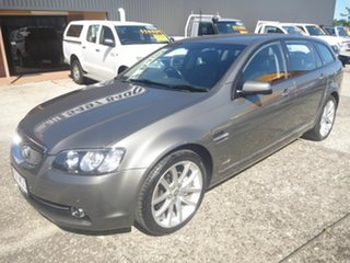 2011 Holden Calais VE II MY12 Sportwagon Grey 6 Speed Sports Automatic Wagon.