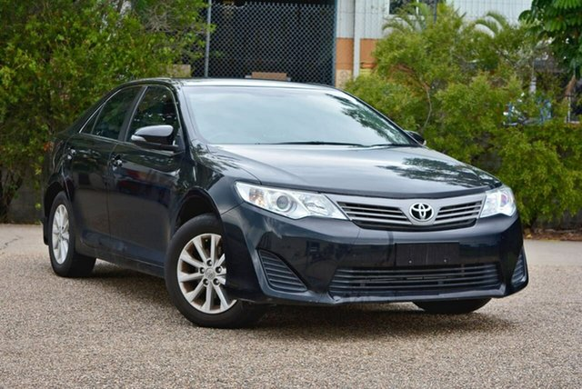 Used Toyota Camry ASV50R Altise, 2013 Toyota Camry ASV50R Altise Black 6 Speed Sports Automatic Sedan
