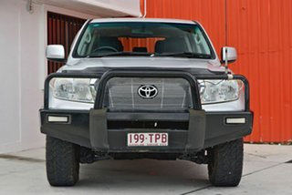 2007 Toyota Landcruiser VDJ200R GXL Silver 6 Speed Sports Automatic Wagon.