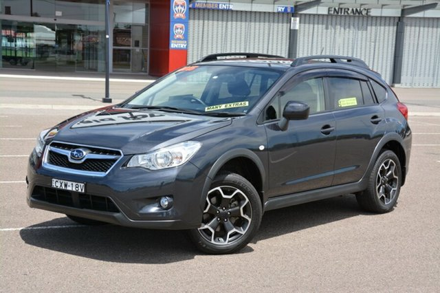 Used Subaru XV G4X MY14 2.0i-L Lineartronic AWD, 2014 Subaru XV G4X MY14 2.0i-L Lineartronic AWD Grey 6 Speed Constant Variable Wagon