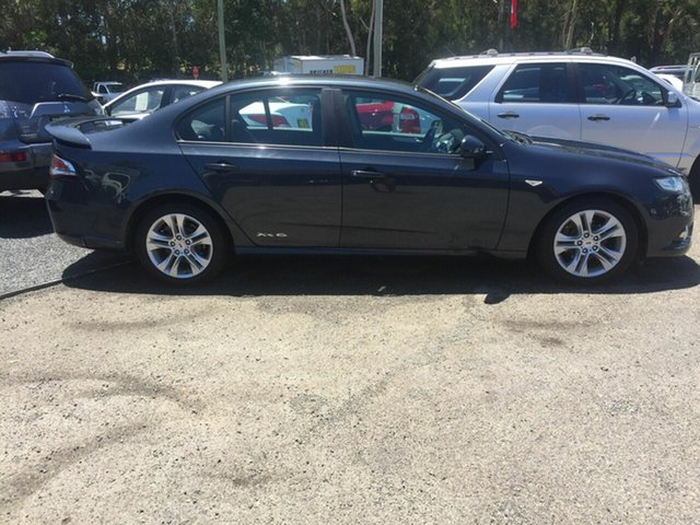 Used Ford Falcon  , 2010 Ford Falcon XR6 Grey 6 Speed Auto Active Select Sedan
