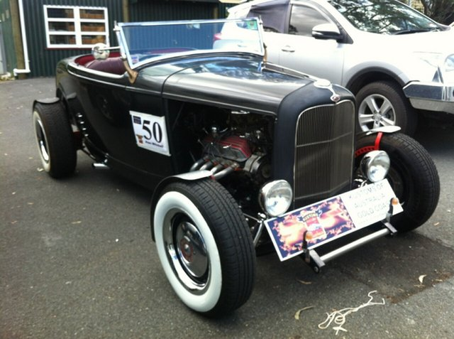 Used Ford Roadster  , 1932 Ford Roadster Black Automatic Roadster
