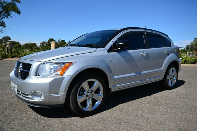 Used Dodge Caliber PM SXT, 2012 Dodge Caliber PM SXT Silver 6 Speed Constant Variable Hatchback