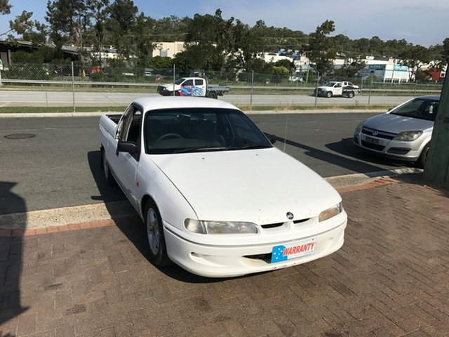 Used Holden Commodore VP S, 1993 Holden Commodore VP S White 5 Speed Manual Utility