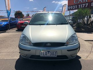 2004 Ford Focus LR CL Green 5 Speed Manual Sedan