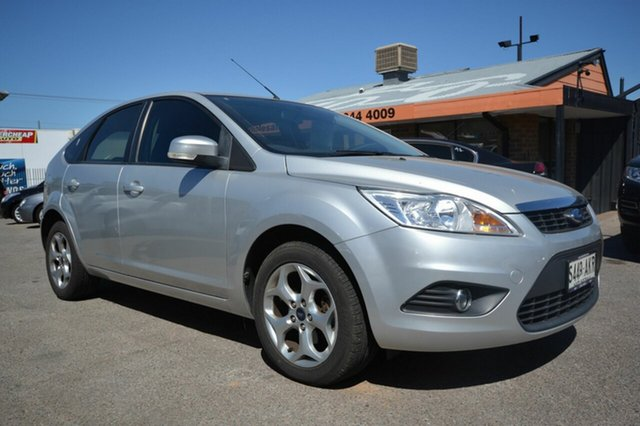 Used Ford Focus LV LX, 2010 Ford Focus LV LX Silver 5 Speed Automatic Hatchback
