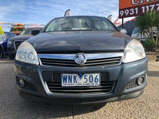 2008 Holden Astra AH MY09 CDTi Blue 6 Speed Automatic Hatchback