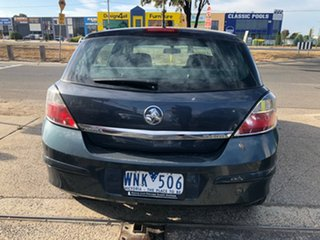 2008 Holden Astra AH MY09 CDTi Blue 6 Speed Automatic Hatchback.