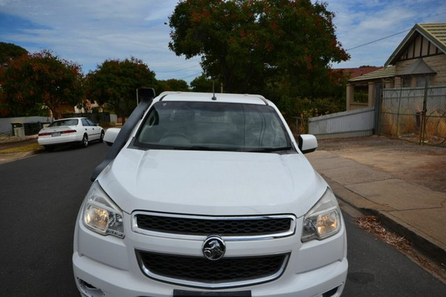 Used Holden Colorado RG LS, 2014 Holden Colorado RG LS White 6 Speed Sports Automatic Dual Cab