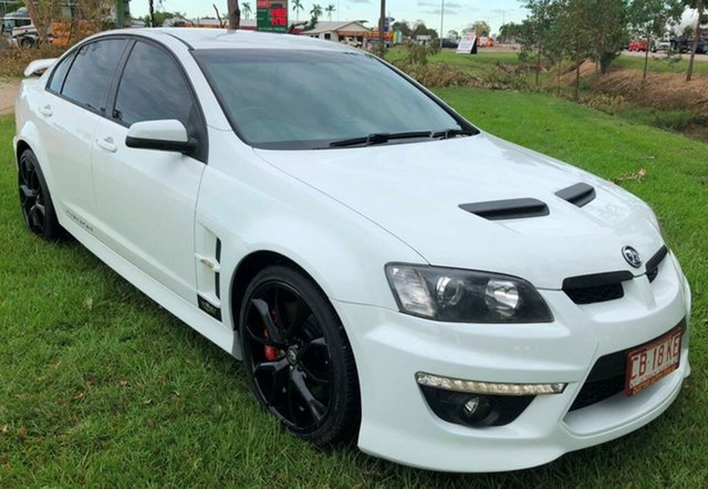 Used Holden Special Vehicles Clubsport E Series 3 R8, 2011 Holden Special Vehicles Clubsport E Series 3 R8 White 6 Speed Sports Automatic Sedan